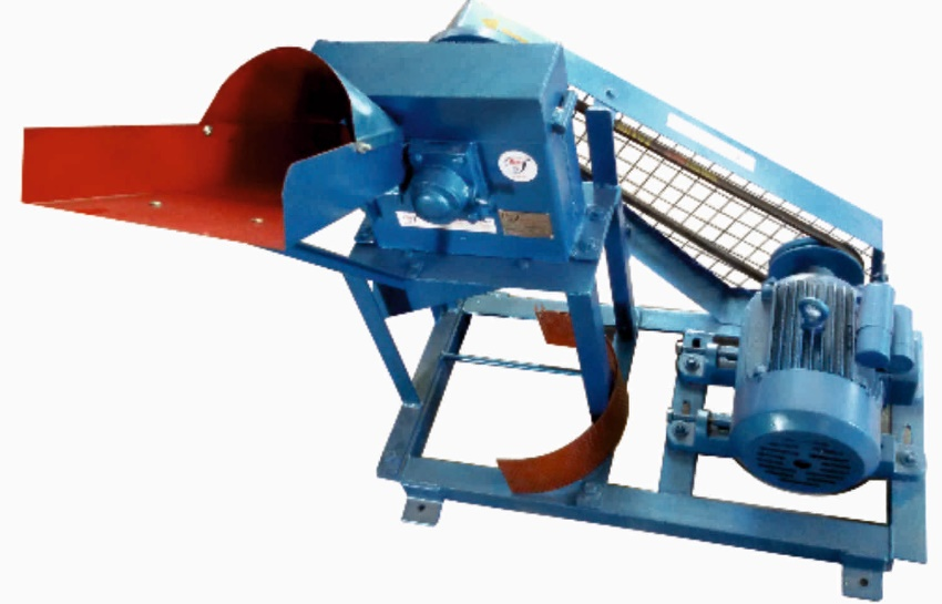 Smart Chaff Cutter Cum Pulverizer Without Motor